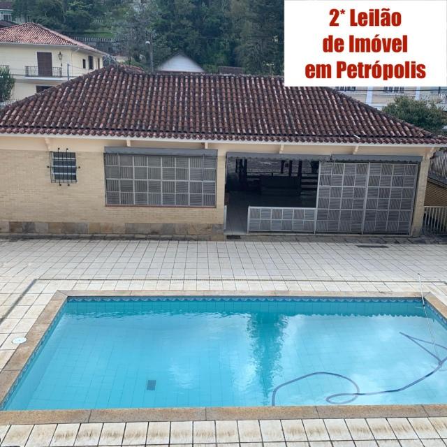 2º  Leilão de Imóvel em Petrópolis